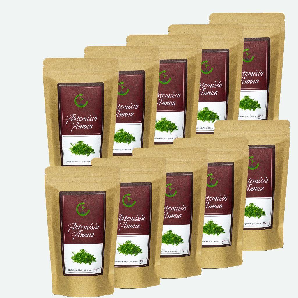 Artemisia Annua zum Aufgießen 20g x 10 im Vorteilspack