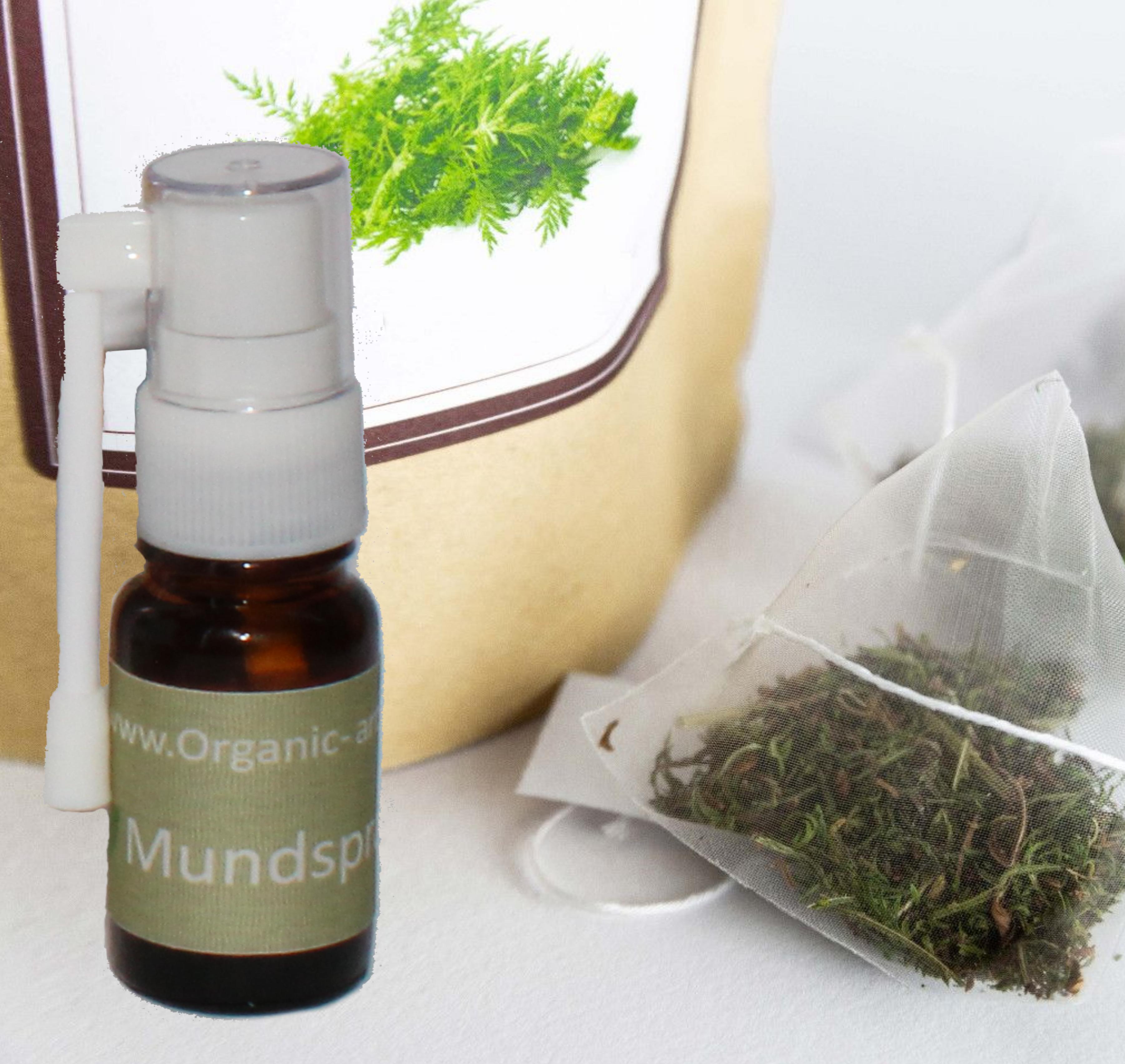 Artemisia Annua Mundspray Bundle